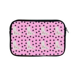 Deer Boots Pink Grey Apple Macbook Pro 13  Zipper Case