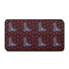 Deer Boots Brown Medium Bar Mats