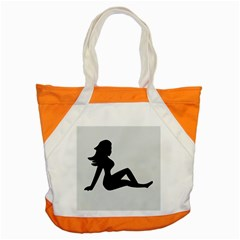 Girls Of Fitness Accent Tote Bag