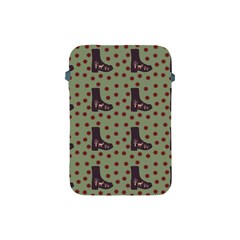 Deer Boots Green Apple Ipad Mini Protective Soft Cases