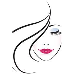 Makeup Face Girl Sweet 5 5  X 8 5  Notebooks