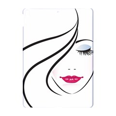 Makeup Face Girl Sweet Apple Ipad Pro 10 5   Hardshell Case