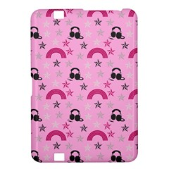 Music Stars Rose Pink Kindle Fire Hd 8 9