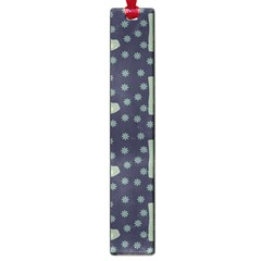 Blue Boots Large Book Marks