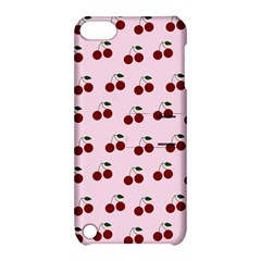 Pink Cherries Apple Ipod Touch 5 Hardshell Case With Stand