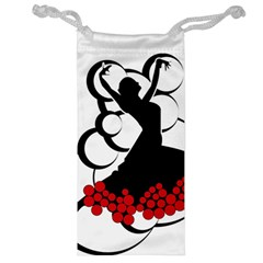 Flamenco Dancer Jewelry Bag