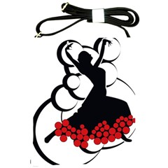 Flamenco Dancer Shoulder Sling Bags