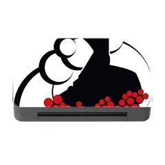 Flamenco Dancer Memory Card Reader With Cf
