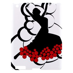 Flamenco Dancer Apple Ipad 3/4 Hardshell Case