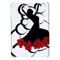 Flamenco Dancer Apple Ipad Mini Hardshell Case