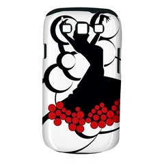 Flamenco Dancer Samsung Galaxy S Iii Classic Hardshell Case (pc+silicone)