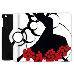 Flamenco Dancer Apple Ipad Mini Flip 360 Case