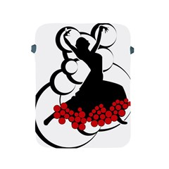 Flamenco Dancer Apple Ipad 2/3/4 Protective Soft Cases