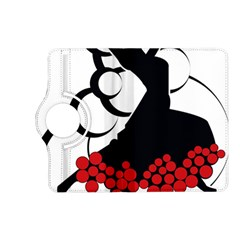 Flamenco Dancer Kindle Fire Hd (2013) Flip 360 Case