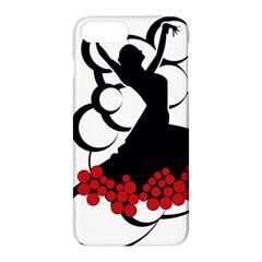 Flamenco Dancer Apple Iphone 8 Plus Hardshell Case