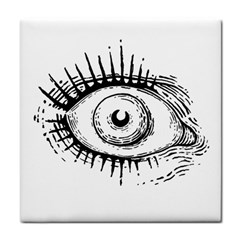 Big Eye Monster Tile Coasters