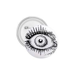 Big Eye Monster 1 75  Buttons