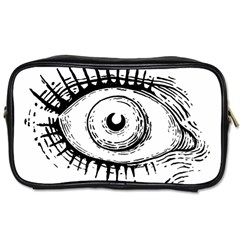 Big Eye Monster Toiletries Bags