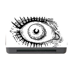 Big Eye Monster Memory Card Reader With Cf