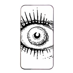 Big Eye Monster Apple Iphone 4/4s Seamless Case (black)