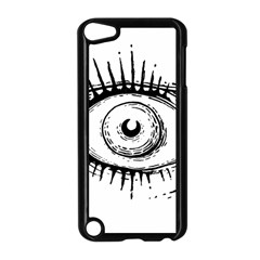 Big Eye Monster Apple Ipod Touch 5 Case (black)
