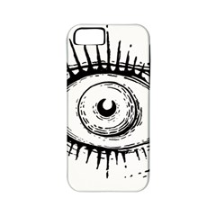 Big Eye Monster Apple Iphone 5 Classic Hardshell Case (pc+silicone)