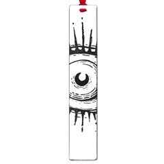 Big Eye Monster Large Book Marks