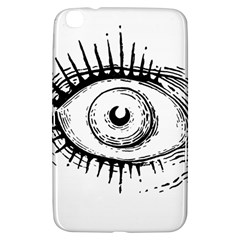 Big Eye Monster Samsung Galaxy Tab 3 (8 ) T3100 Hardshell Case