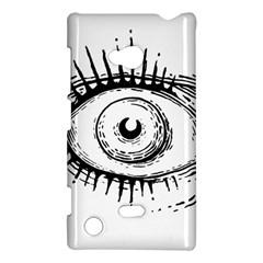 Big Eye Monster Nokia Lumia 720