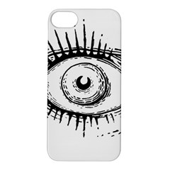 Big Eye Monster Apple Iphone 5s/ Se Hardshell Case