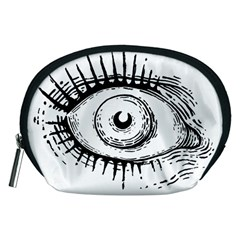 Big Eye Monster Accessory Pouches (medium)