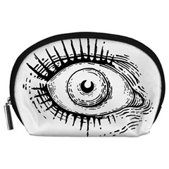 Big Eye Monster Accessory Pouches (large)