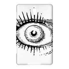 Big Eye Monster Samsung Galaxy Tab S (8 4 ) Hardshell Case