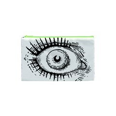 Big Eye Monster Cosmetic Bag (xs)