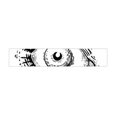 Big Eye Monster Flano Scarf (mini)