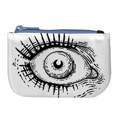 Big Eye Monster Large Coin Purse