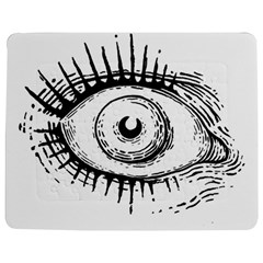Big Eye Monster Jigsaw Puzzle Photo Stand (rectangular)