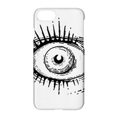 Big Eye Monster Apple Iphone 8 Hardshell Case