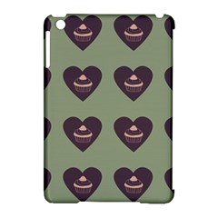 Cupcake Green Apple Ipad Mini Hardshell Case (compatible With Smart Cover)