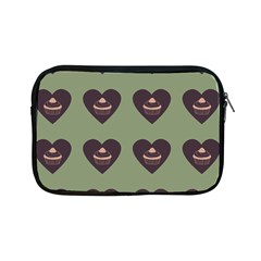 Cupcake Green Apple Ipad Mini Zipper Cases