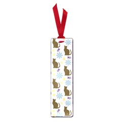 Outside Brown Cats Small Book Marks