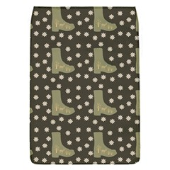 Charcoal Boots Flap Covers (s)