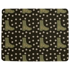 Charcoal Boots Jigsaw Puzzle Photo Stand (rectangular)