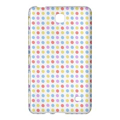 Blue Pink Yellow Eggs On White Samsung Galaxy Tab 4 (7 ) Hardshell Case