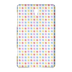 Blue Pink Yellow Eggs On White Samsung Galaxy Tab S (8 4 ) Hardshell Case
