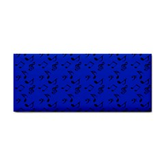 Royal Blue Music Cosmetic Storage Cases