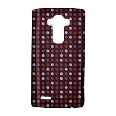 Grey Pink Lilac Brown Eggs On Brown Lg G4 Hardshell Case