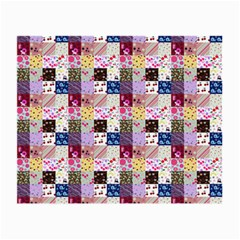 Quilt Of My Patterns Small Small Glasses Cloth