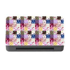 Quilt Of My Patterns Small Memory Card Reader With Cf