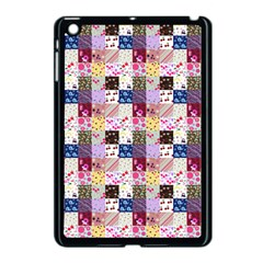 Quilt Of My Patterns Small Apple Ipad Mini Case (black)